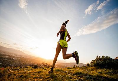 services- course à pied